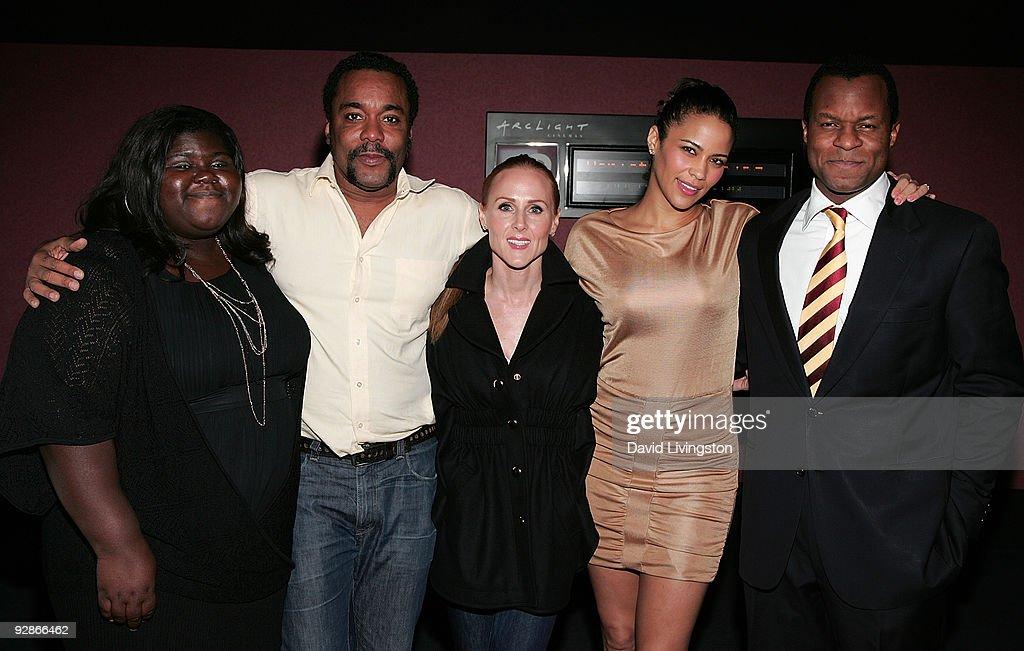 """Precious"" Variety Screening - Los Angeles : News Photo"