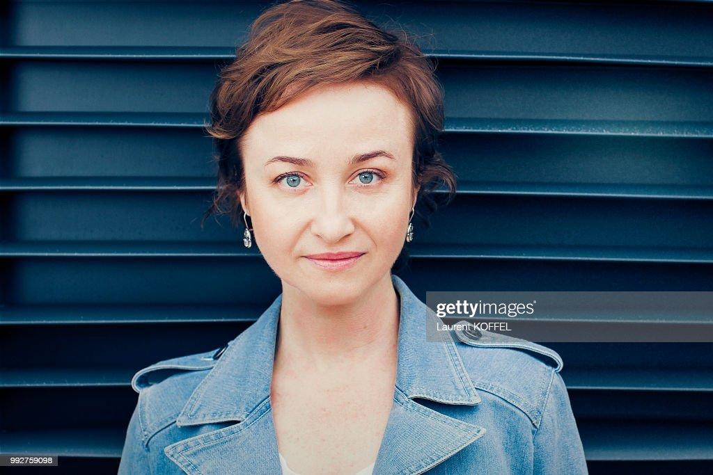 L'actrice Gabriela Muskala : Photo d'actualité