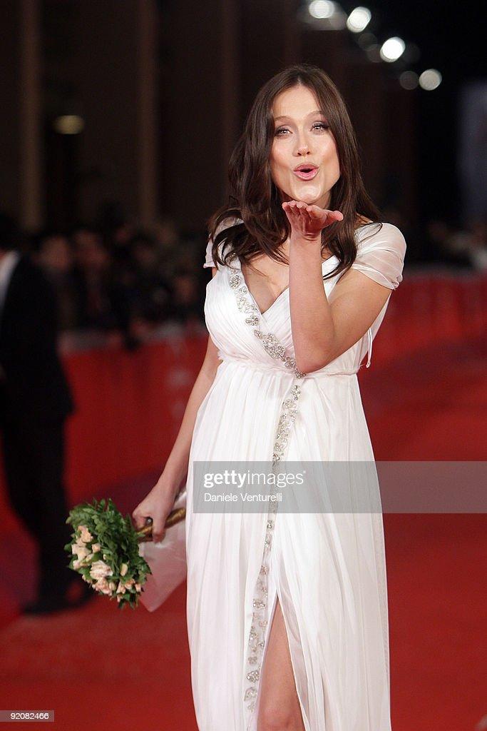 The 4th International Rome Film Festival - Oggi Sposi - Red Carpet