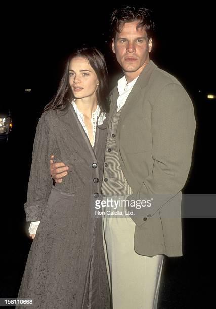 Craig Sheffer And Gabrielle Anwar
