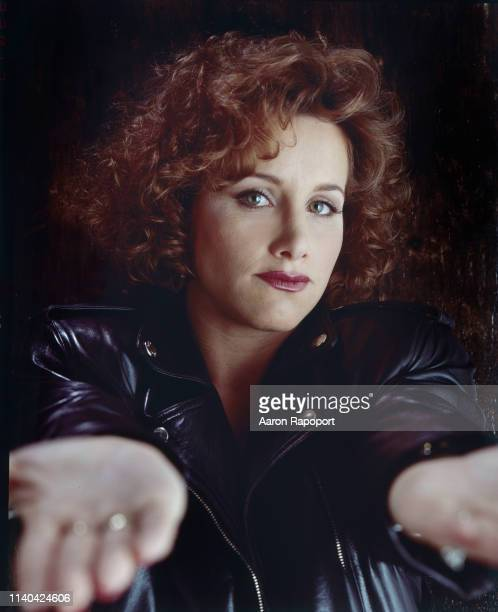Actress Gabrielle Carteras poses for a portrait in October 1989 in Los Angeles California