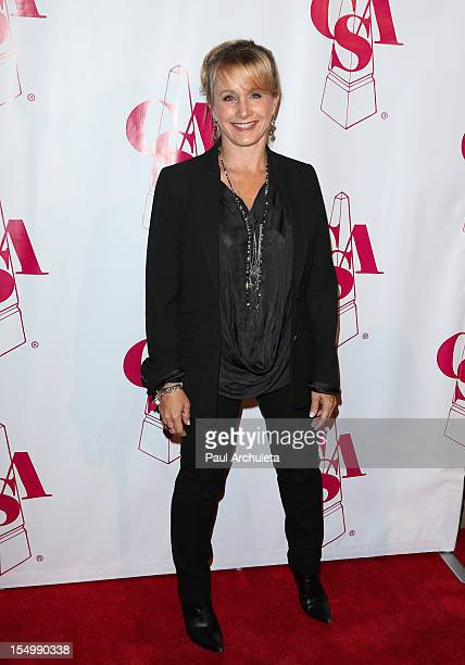 Actress Gabrielle Carteris attends the 2012 Artois Awards at The Beverly Hilton Hotel on October 29 2012 in Beverly Hills California