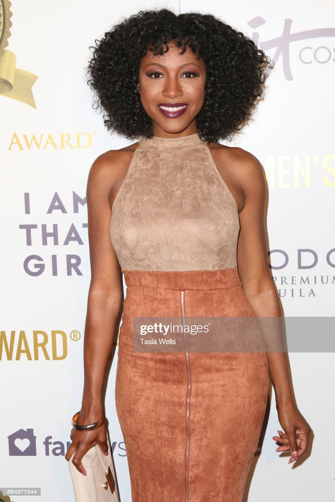 Actress Gabrielle Dennis attends the Women's Choice Award Show at Avalon Hollywood on May 17, 2017 in Los Angeles, California.