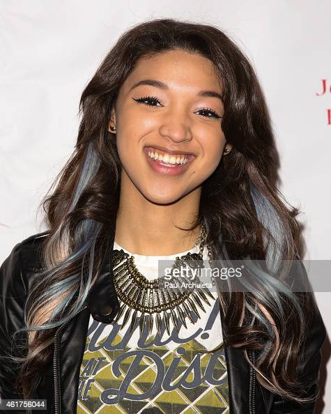 """Actress Gabrielle Elyse attends the 5th annual """"Bowl-A ..."""
