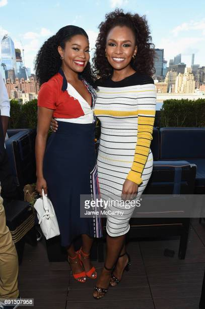 Actress Gabrielle Union and writer Janet Mock attend as PEOPLE celebrates Book Expo 2017 with a cocktail reception hosted by Books Editor Kim Hubbard...