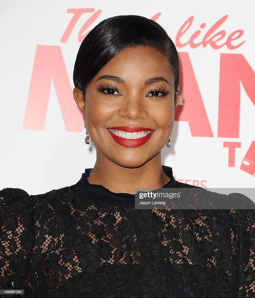 Actress Gabrielle Union attends the premiere of 'Think Like A Man Too' at TCL Chinese Theatre on June 9, 2014 in Hollywood, California.