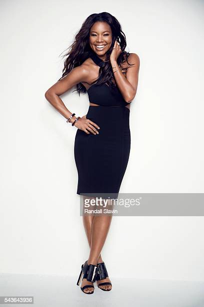 Actress Gabrielle Union is photographed for Vegas Magazine on February 19 2014 in Los Angeles California