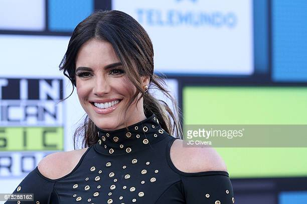 Actress Gaby Espino attends The 2016 Latin American Music Awards at Dolby Theatre on October 6 2016 in Hollywood California