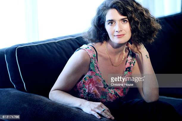 Actress Gaby Hoffmann of Amazon's 'Transparent' poses for a portrait for Los Angeles Times on August 7 2016 in Los Angeles California