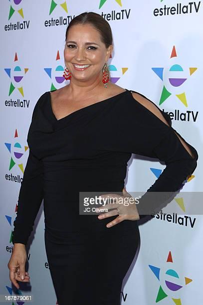 launch party for estrella tv news anchor myrka dellanos 画像と写真