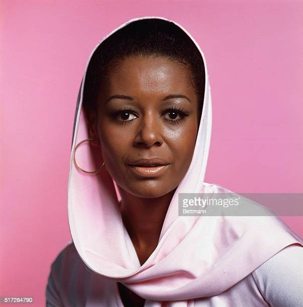 Actress Gail Fisher costar of the TV series Mannix