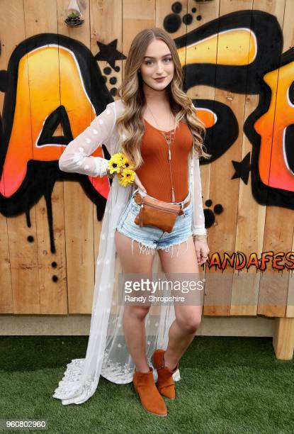 Actress Gail Soltys attends MANDAFEST Mandla Morris' 13th Birthday Celebration on May 20 2018 in Calabasas California