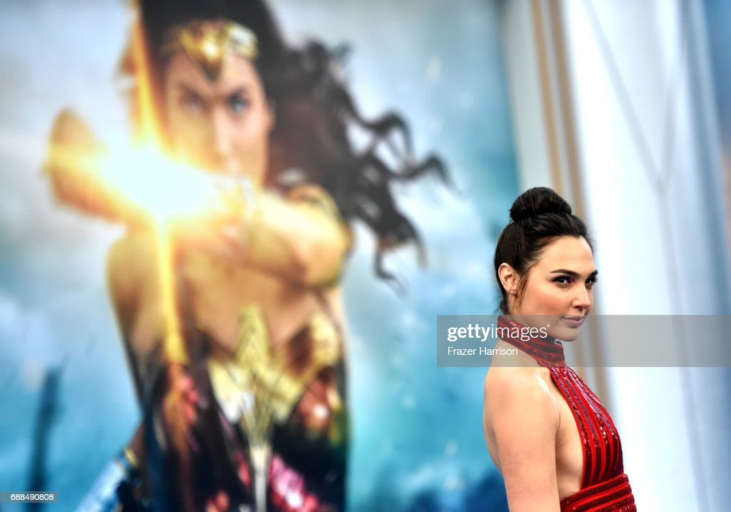 "Premiere Of Warner Bros. Pictures' ""Wonder Woman"" - Arrivals : News Photo"