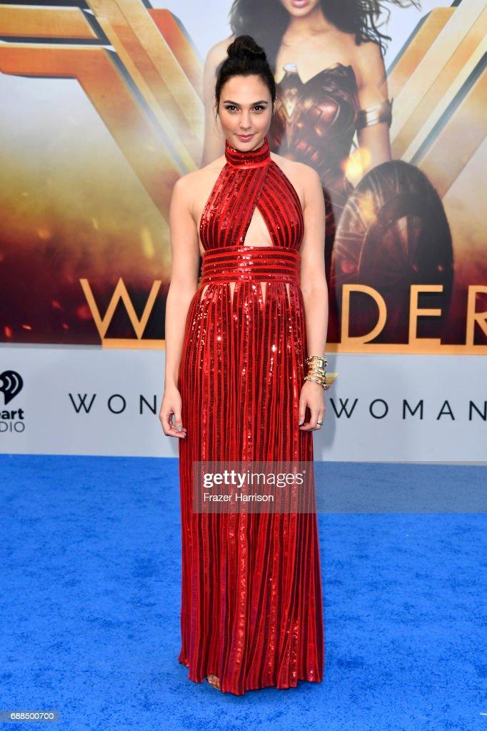 """Premiere Of Warner Bros. Pictures' """"Wonder Woman"""" - Arrivals : ニュース写真"""