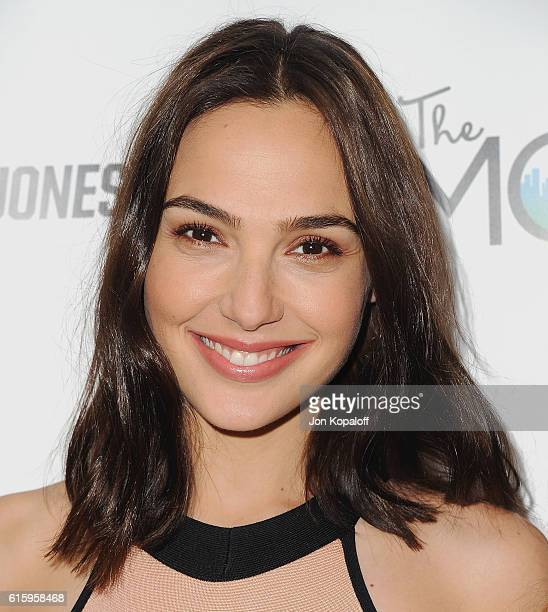 Actress Gal Gadot attends Ford Warriors In Pink And The Moms Host A Mamarazzi Event And Screening For 'Keeping Up With The Joneses' at The London...