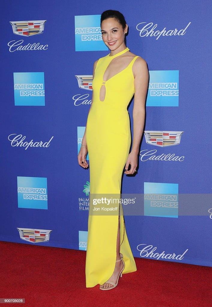29th Annual Palm Springs International Film Festival Awards Gala - Arrivals : News Photo