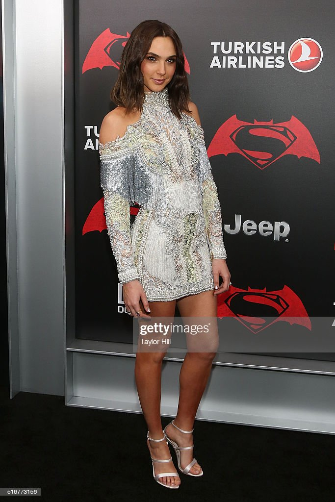 """Batman V Superman: Dawn Of Justice"" New York Premiere - Outside Arrivals : News Photo"
