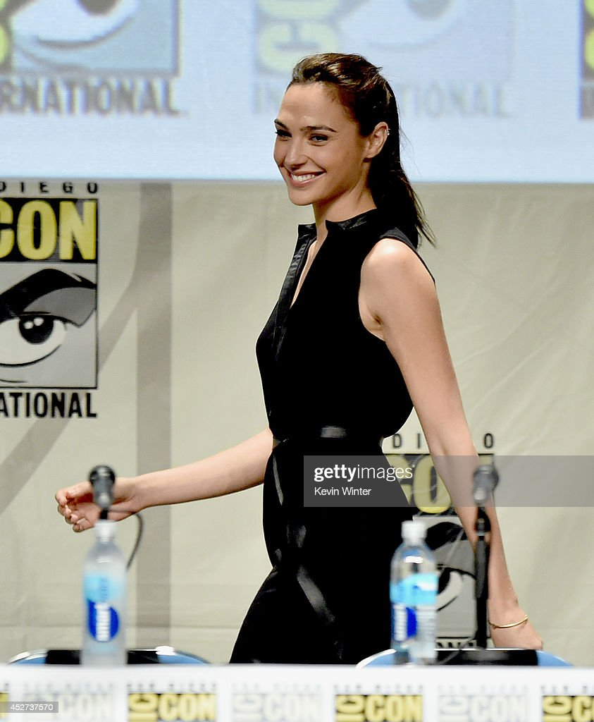 Warner Bros. Pictures Panel And Presentation - Comic-Con International 2014 : News Photo