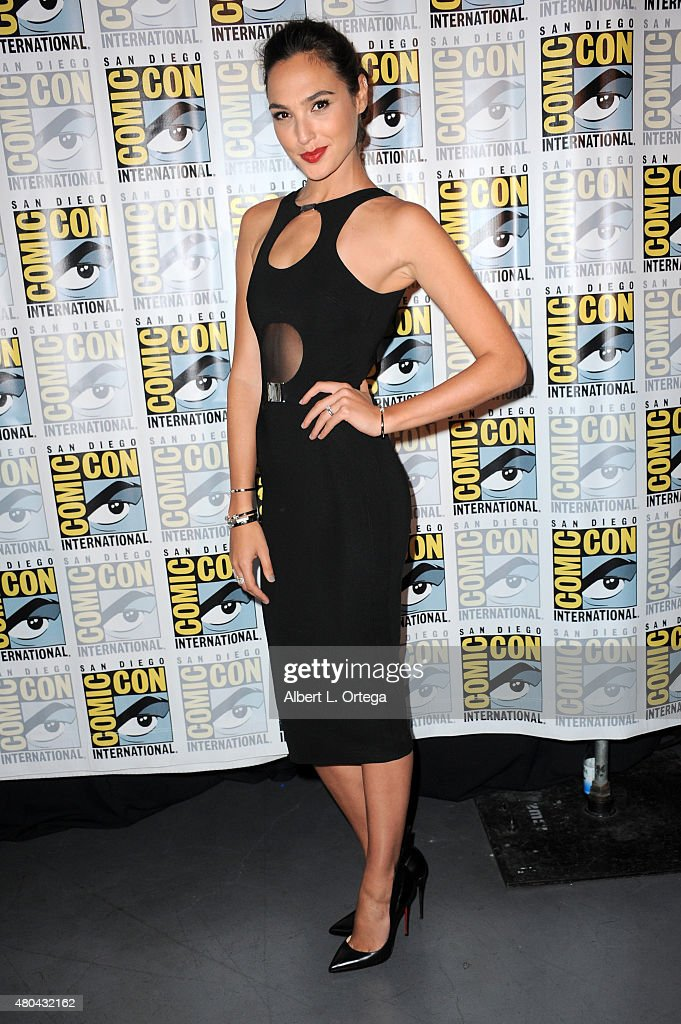 Comic-Con International 2015 - Entertainment Weekly: Women Who Kick Ass Panel