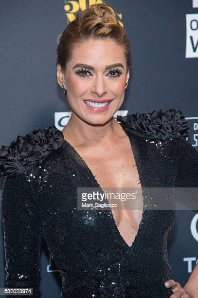 Actress Galilea Montijo attends the People En Espanol '50 Most Beautiful' at Espace on May 17 2016 in New York City