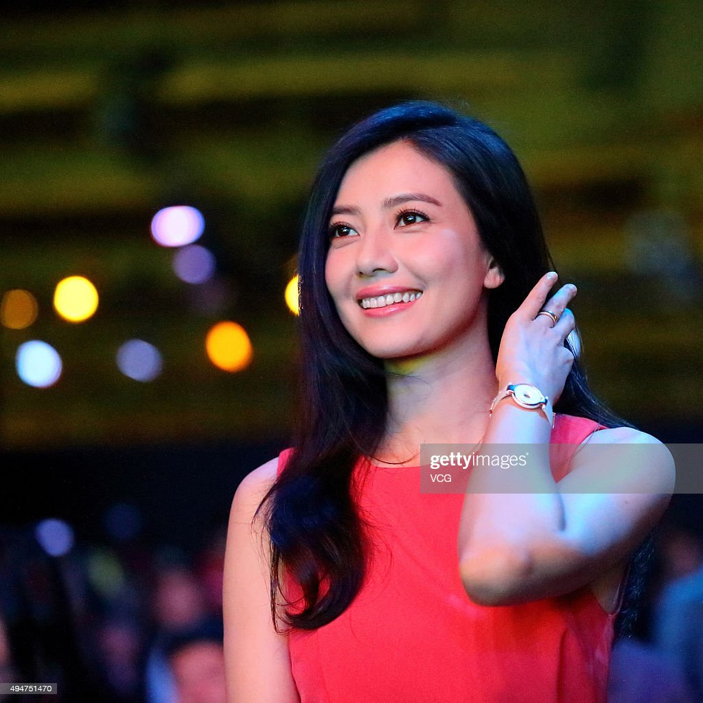 Gao Yuanyuan Attends Toyota Activity In Shanghai