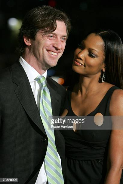 "Actress Garcelle Beauvais and husband Mike Nilon arrive at the Warner Bros. Premiere of ""We Are Marshall"" held at the Grauman's Chinese Theatre on..."
