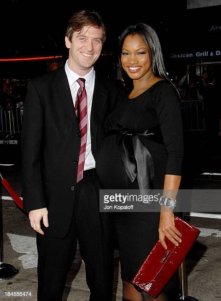 """Actress Garcelle Beauvais and husband talent agent Mike Nilon arrive at the Los Angeles Premiere """"Gone Baby Gone"""" at the Mann Bruin Theater on..."""