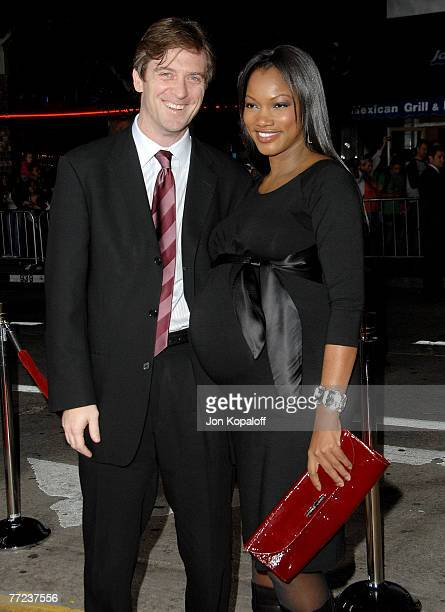 "Actress Garcelle Beauvais and husband talent agent Mike Nilon arrive at the Los Angeles Premiere ""Gone Baby Gone"" at the Mann Bruin Theater on..."