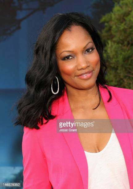 Actress Garcelle Beauvais arrives at Film Independent's 2012 Los Angeles Film Festival Premiere of Disney Pixar's Brave at Dolby Theatre on June 18...