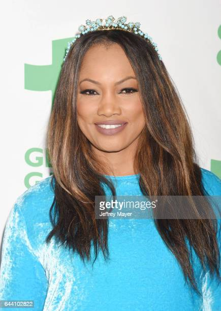 Actress Garcelle Beauvais arrives at the 14th Annual Global Green PreOscar Gala at TAO Hollywood on February 22 2017 in Los Angeles California