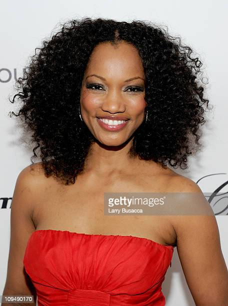 Actress Garcelle Beauvais arrives at the 19th Annual Elton John AIDS Foundation Academy Awards Viewing Party at the Pacific Design Center on February...
