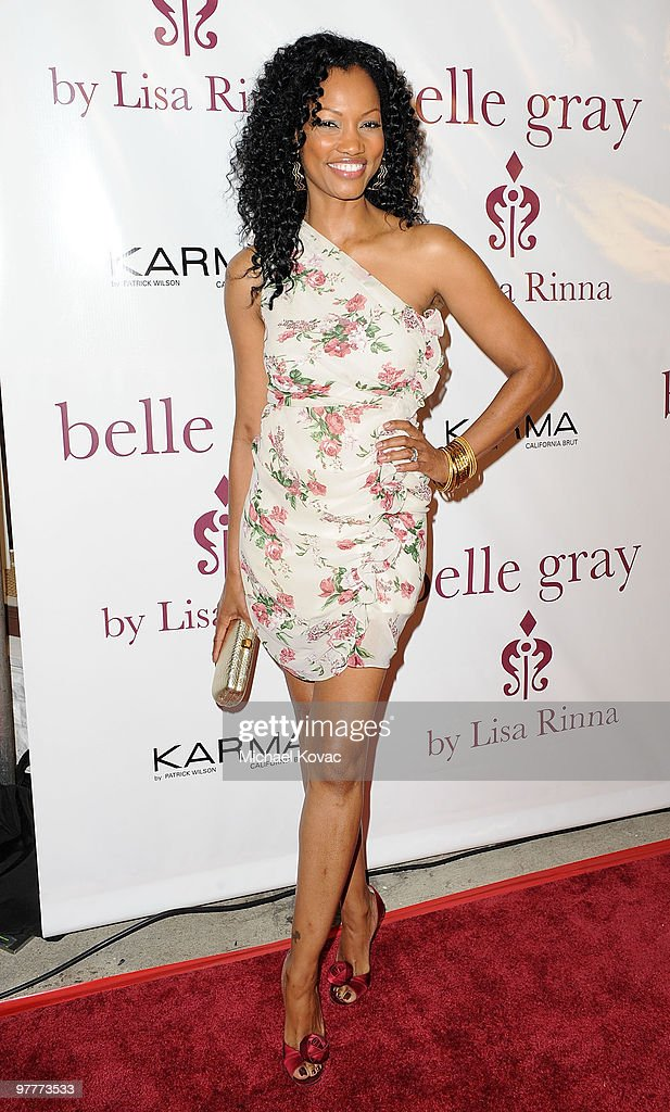 Actress Garcelle Beauvais arrives at the 7th anniversary celebration of the Belle Gray Boutique on February 12, 2010 in Los Angeles, California.