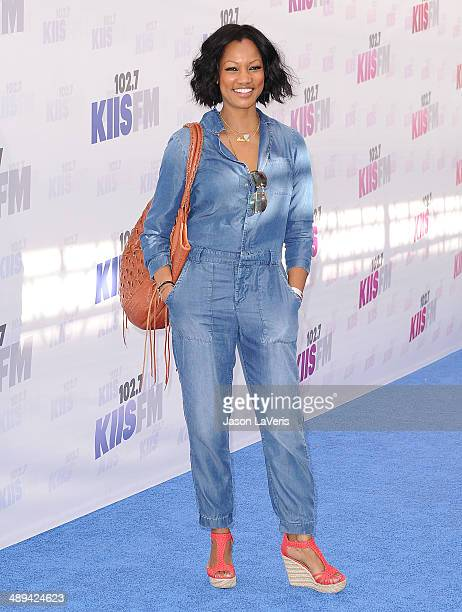 Actress Garcelle Beauvais attends 1027 KIIS FM's 2014 Wango Tango at StubHub Center on May 10 2014 in Los Angeles California