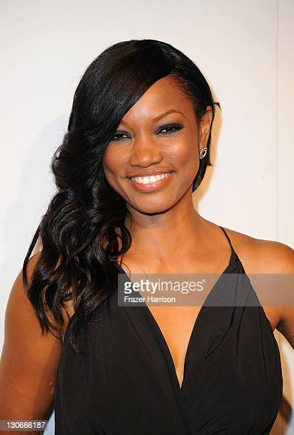 Actress Garcelle Beauvais attends amfAR's Inspiration Gala at Chateau Marmont on October 27 2011 in Los Angeles California