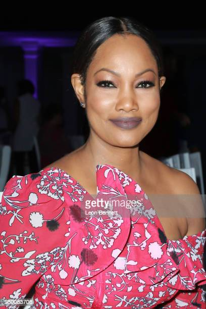 Actress Garcelle Beauvais attends the 2018 BET Awards Debra Lee PreBET Awards Dinner at Vibiana on June 20 2018 in Los Angeles California