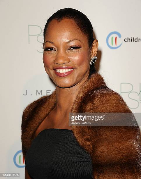 Actress Garcelle Beauvais attends the 3rd annual Autumn Party at The London West Hollywood on October 17, 2012 in West Hollywood, California.