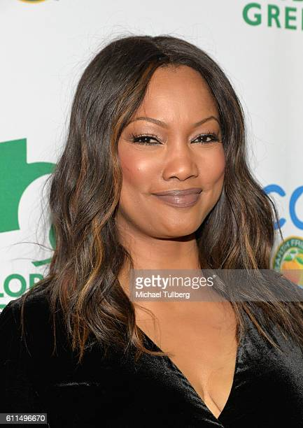 Actress Garcelle Beauvais attends the Global Green 20th Anniversary Environmental Awards at Alexandria Ballrooms on September 29 2016 in Los Angeles...
