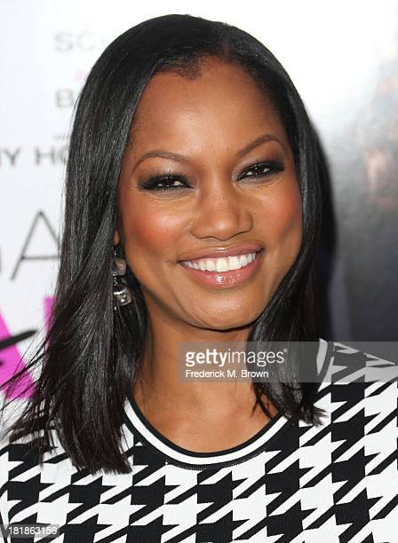 Actress Garcelle Beauvais attends the premiere of Fox Searchlight Pictures' Baggage Claim at the Regal Cinemas LA Live on September 25 2013 in Los...