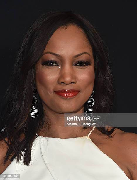 Actress Garcelle Beauvais attends the Premiere of Open Road Films' Sleepless at Regal LA Live Stadium 14 on January 5 2017 in Los Angeles California