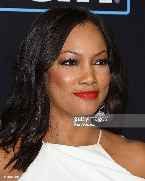 Actress Garcelle Beauvais attends the premiere of Sleepless at the Regal LA Live Stadium 14 on January 5 2017 in Los Angeles California