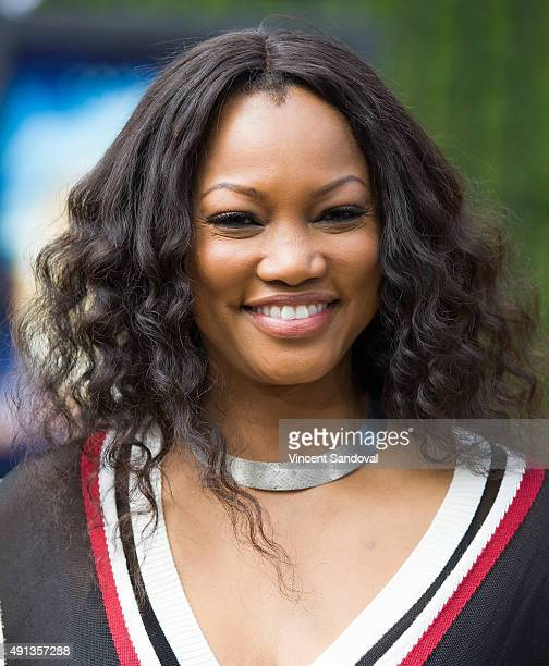 Actress Garcelle Beauvais attends the premiere of Sony Pictures Entertainment's 'Goosebumps' at Regency Village Theatre on October 4 2015 in Westwood...