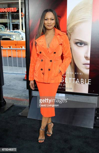 Actress Garcelle Beauvais attends the premiere of Warner Bros Pictures' 'Unforgettable' at TCL Chinese Theatre on April 18 2017 in Hollywood...