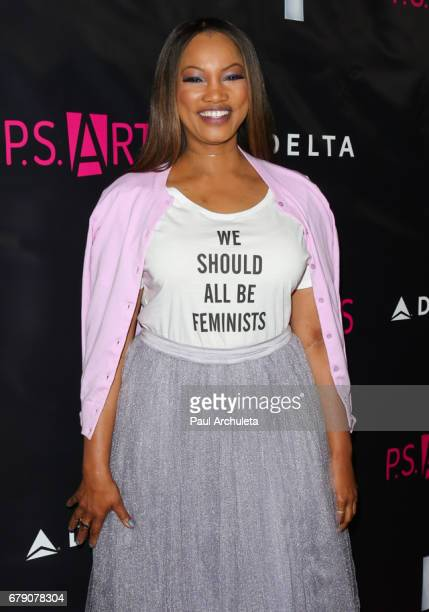 Actress Garcelle Beauvais attends the PS Arts' 'the pARTy' at NeueHouse Hollywood on May 4 2017 in Los Angeles California