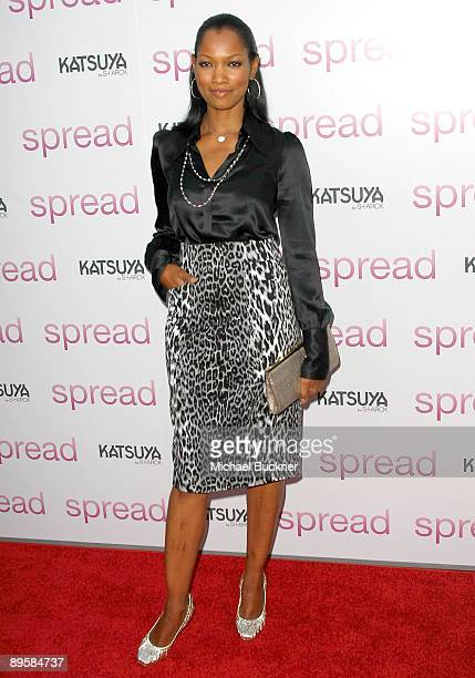 Actress Garcelle BeauvaisNilon arrives at the premiere of Anchor Bay Films' Spread at ArcLight Hollywood on August 3 2009 in Hollywood California