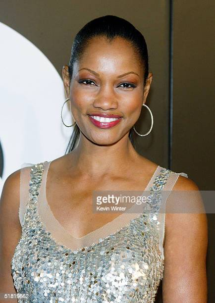 Actress Garcelle BeuvaisNilon arrives at GQ Magazine's 2004 Men of the Year celebration at Lucques and Ago Resturaunts on December 2 2004 in West...