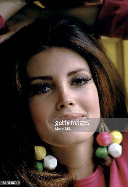 Actress Gayle Hunnicutt poses for a portrait in March 1967 in Los Angeles California