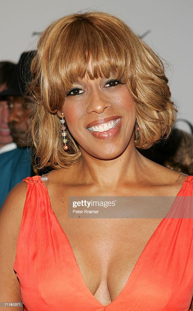 Actress Gayle King attends the 60th Annual Tony Awards at Radio City Music Hall June 11, 2006 in New York City.