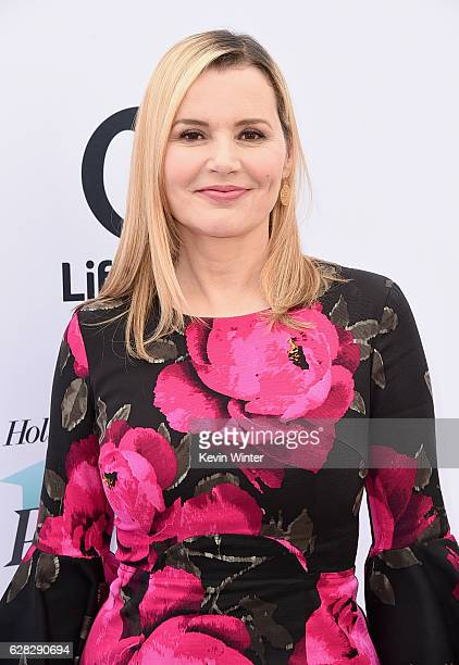 Actress Geena Davis attends The Hollywood Reporter's Annual Women in Entertainment Breakfast in Los Angeles at Milk Studios on December 7 2016 in...