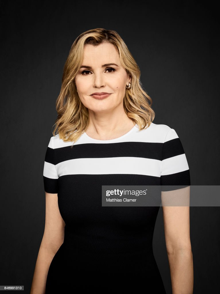 Actress Geena Davis from 'Exorcist' is photographed for Entertainment Weekly Magazine on July 22, 2016 at Comic Con in the Hard Rock Hotel in San Diego, California.