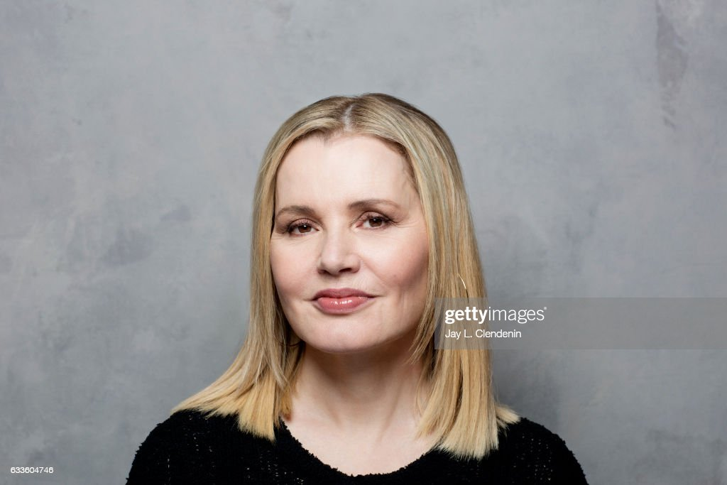 Actress Geena Davis, from the film Marjorie Prime, is photographed at the 2017 Sundance Film Festival for Los Angeles Times on January 24 2017 in Park City, Utah. PUBLISHED IMAGE.